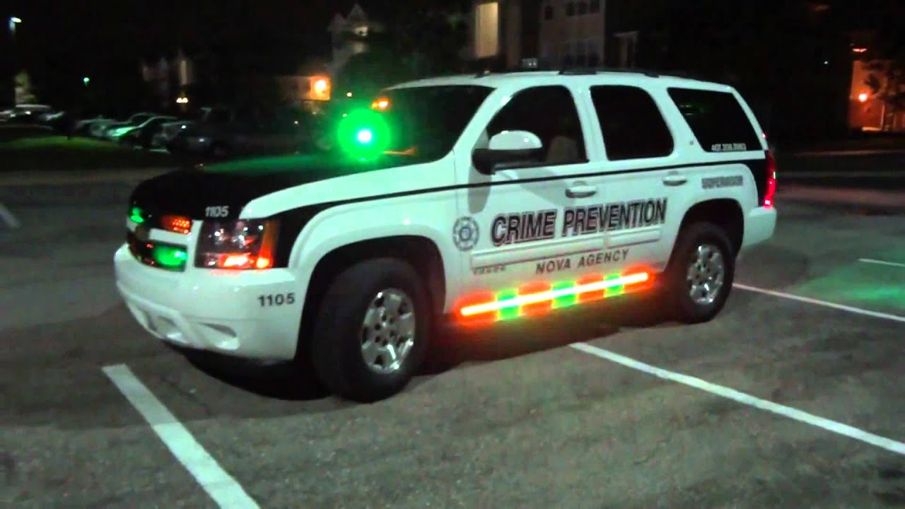 HG2 Emergency Lighting Nova Agency 2012 Chevy Tahoe Full ...