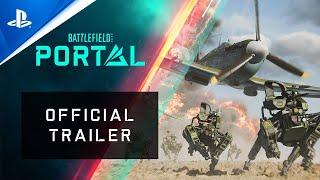 Battlefield 2042 Portal official trailer
