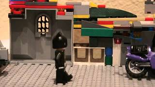 Lego DC Universe Super Heroes[Batman]:Catwoman Catcycle City Chase 6858 Thumbnail