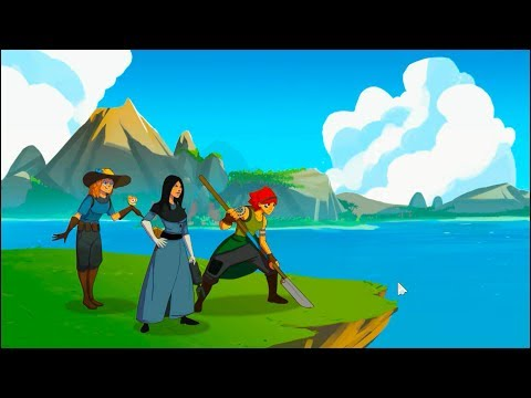 Renowned Explorers The Emperors Challenge Gameplay PC