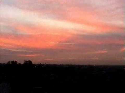 Earlwood sunset