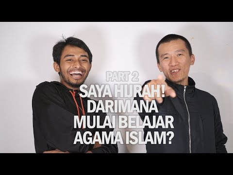 Saya Hijrah! Darimana Mulai Belajar Islam? - Part 2