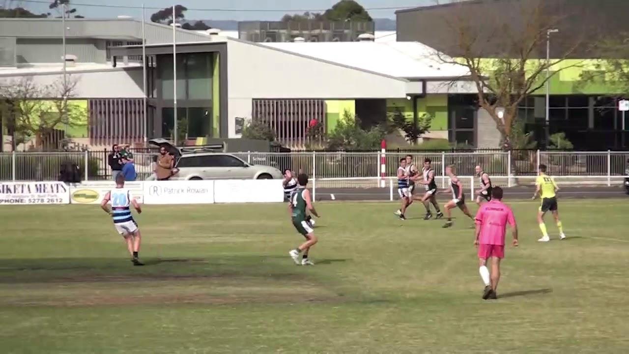 Rd 1 - Lara Goals vs Bell Park