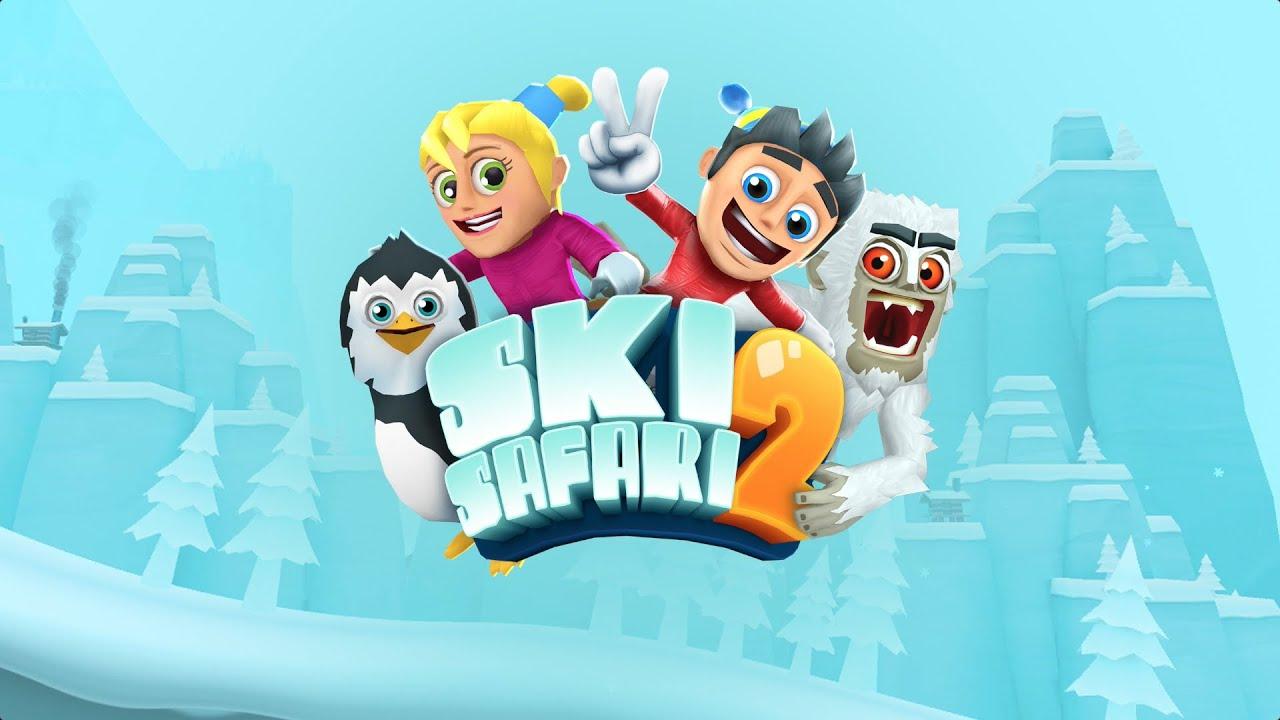 Ski safari for android free download ski safari apk game   mob. Org.
