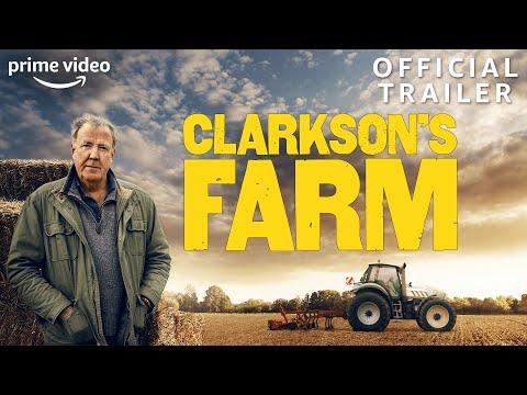 Clarkson's Farm | Official Trailer | Prime Video