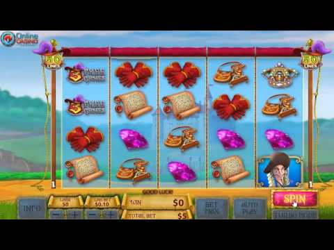 The Three Musketeers Slot - Online Casino Canada