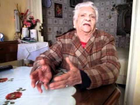 La signora Vaccaro Gambino Francesca recita a Ribe...