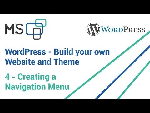Angular Tutorial] Wordpress Custom Theme and Website - #4 - Creating ...
