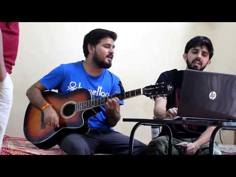 Zindagi Kuch to bata - Bajrangi Bhaijaan Guitar Cover