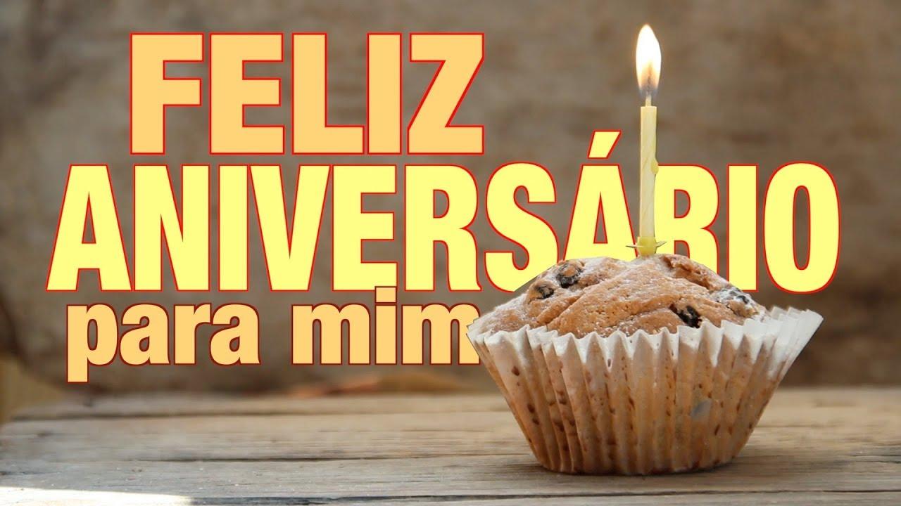 Mensagem De Aniversario Para Cunhada Amiga: Mensagem De Feliz Aniversário (Para Mim)