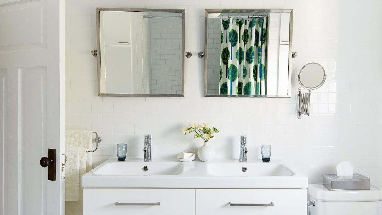 Planning A Bathroom Remodel Consider The Layout First: Budget Designer Family Bathroom Makeover