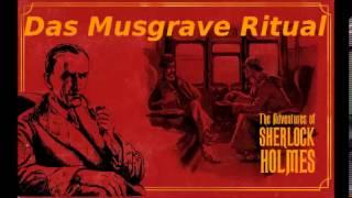 Sherlock Homes: Das Musgrave-Ritual (Hörbuch/Komplett)