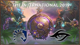 OG vs PSG.LGD █ THE INTERNATIONAL 2019 DOTA 2