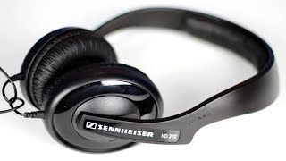 sennheiser HD 202 II HeadPhones Review- Best Under 2000 Rs./ 30!