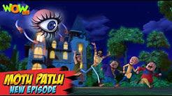 Motu Patlu New Episodes 2021 Motu Patlu Vs Big Eye Funny Stories