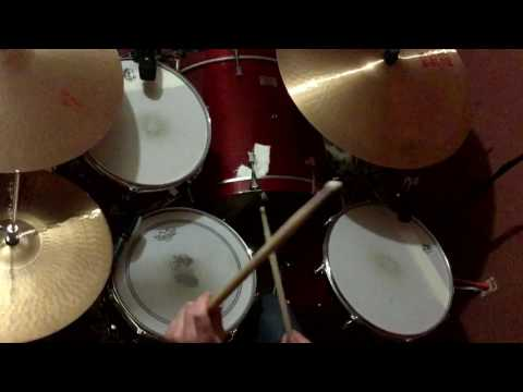 I Can't Quit You Baby By Led Zeppelin - Drum Cover