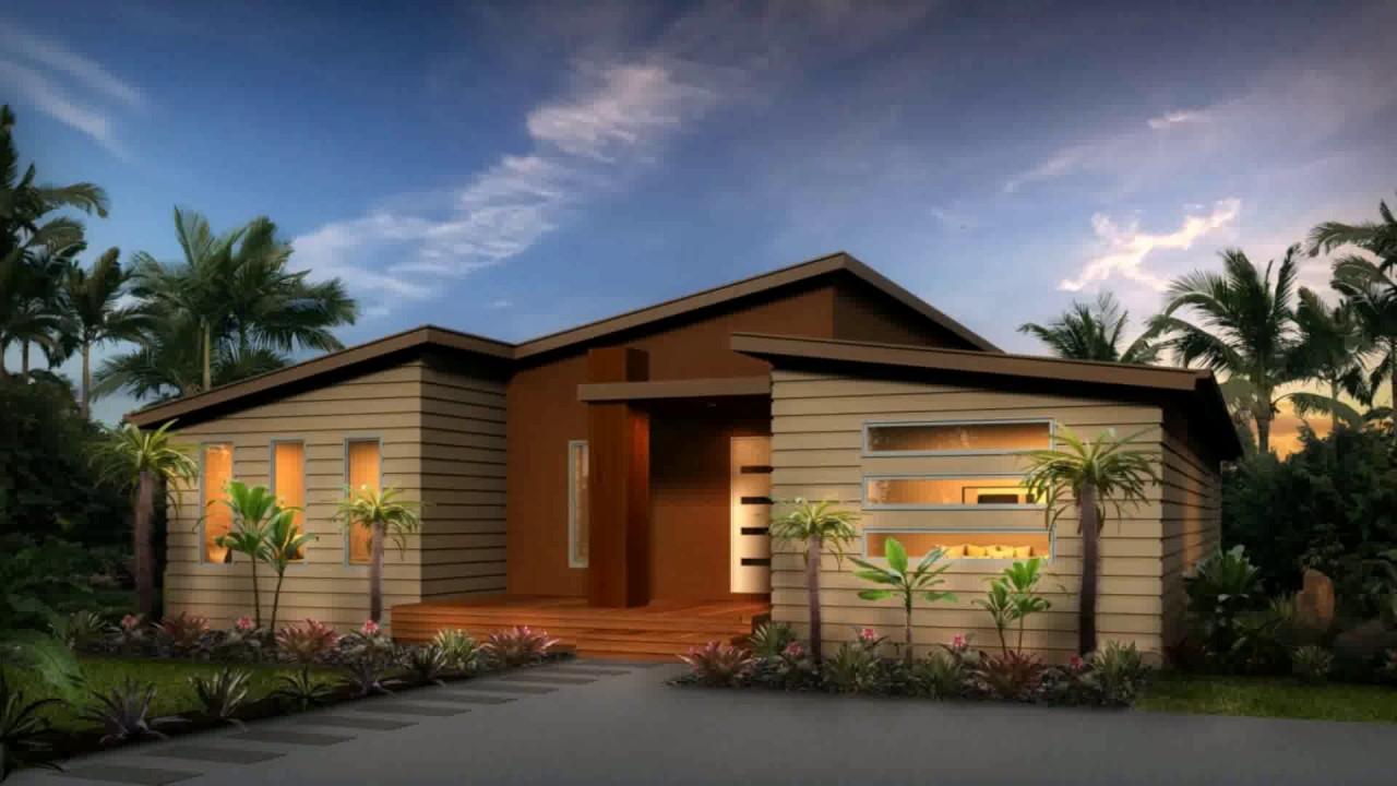 House Design Skillion Roof Youtube