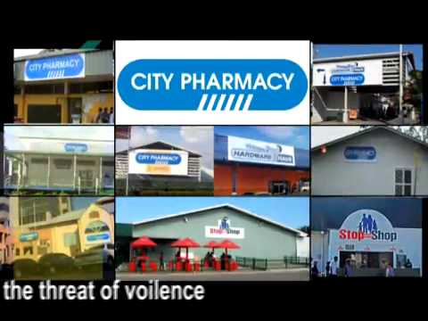 Meri Seif Ples: CPL Group, City Pharmacy, Stop Shop, Hardware Haus