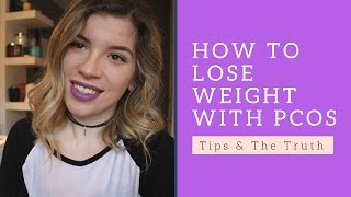 HOW I LOST 120+LBS WITH PCOS | PCOS Tips & The Truth