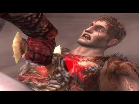God of War 2 – Part 28 – The Last Spartan + Kraken Boss Fights