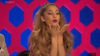 Ariana Grande & Demi Lovato Guest Judges On Rupaul