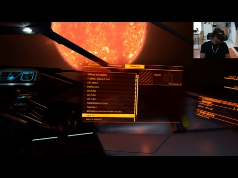 Elite Dangerous VR - Gathering for Engineering