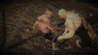 Yuri Boyka vs Big Show (GTA V MODS) 4k