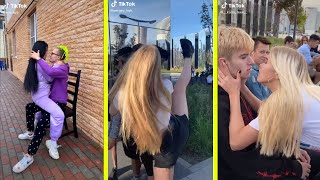Tiktok Kissing Current - Tic Full You dont know With people Kissing