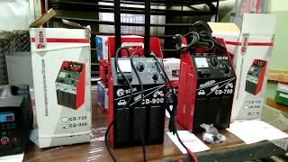 Видео обзор пуско зарядное устройство Edon CD 750/900 - Redbo CD 750/900 для АКБ