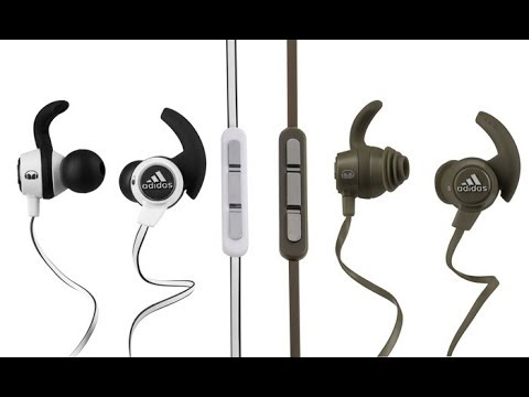 8864a3a32 Monster Adidas iSport Response Earbuds - YouTube