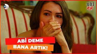 """Rıza, Ayşe'ye Sırtını Döndü - """"ABİN YOK ARTIK!"""" - Afili Aşk 3. Bölüm"""