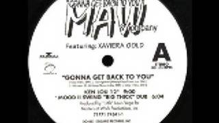 Masters At Work Feat. Xaviera Gold - Gonna Get Back To You (Kenlou 12