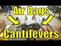 47 Ford Rat Rod Truck Build - Air Bags & Cantilevers