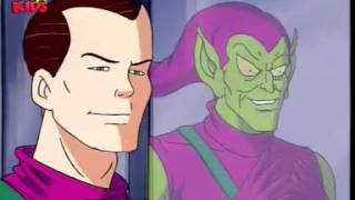 Spiderman the Animated Series - GREEN GOBLIN