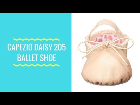 Capezio Daisy 205 Ballet Shoe (Toddler/Little Kid) | Dance