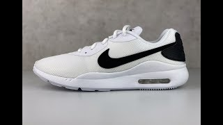 Nike Air Max Oketo 'Black/White' | UNBOXING & ON FEET | fashion shoes | 2020