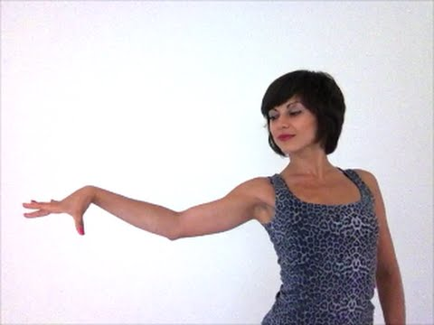 Salsa hands - develop your skills - Anna LEV