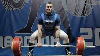 Russian Powerlifting Nationals - 2015. 105 kg