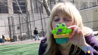 Fubbles No-Spill Bubble Froggy from Little Kids, Inc.