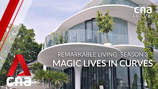 This 9,300-sq-ft 'Stiletto House' in Singapore is unlike any other | Remarkable Living