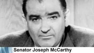 What was McCarthyism?