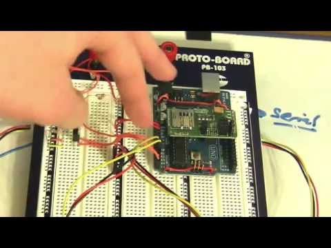 Arduino SD Cards and Datalogging