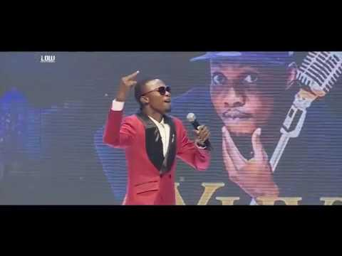Video(stand-up): Comedian I Go Die Makes Jest Of Buhari And Jonathan On AY Live Show