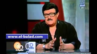 بالفيديو.. سمير غانم: «الارتجال أفضل أنوع الكوميديا»