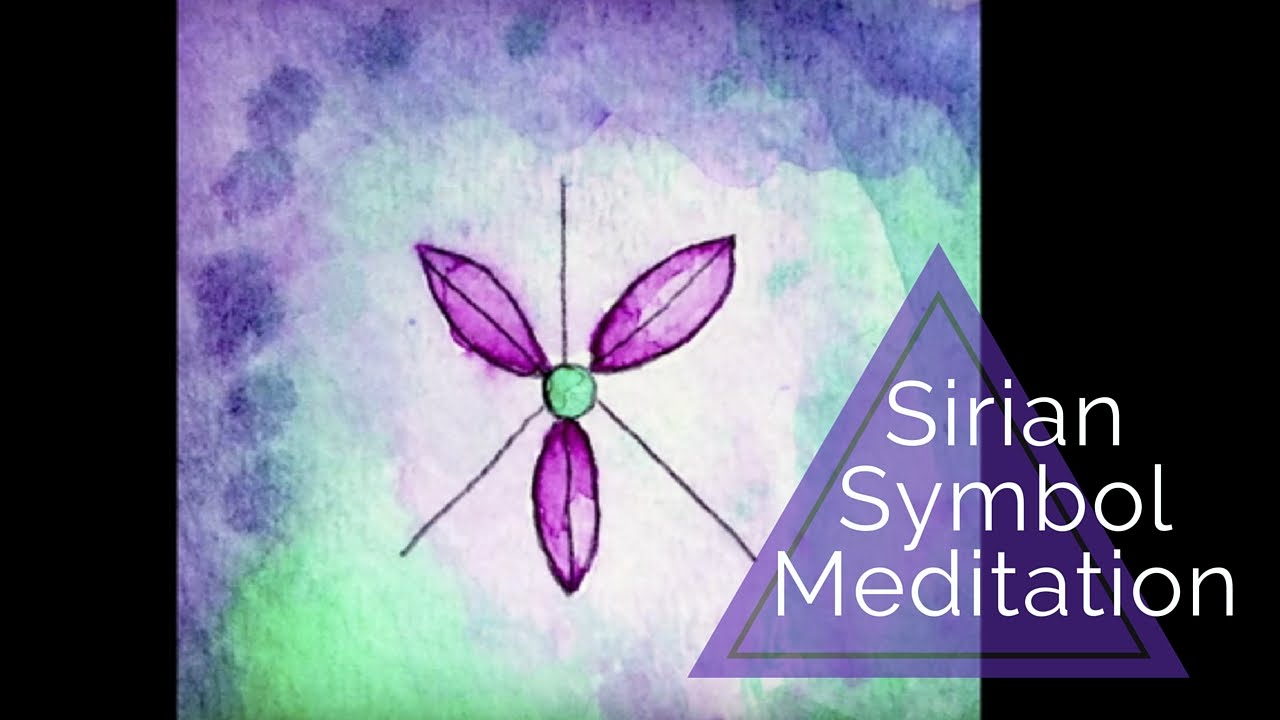 Spiritual sirius symbol meditation bridget nielsen cetacean spiritual sirius symbol meditation bridget nielsen cetacean energy youtube buycottarizona