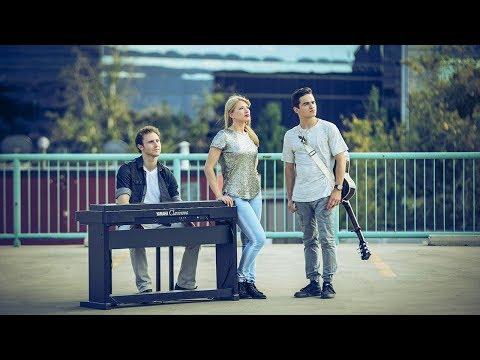 Love Story Maybe IDK - Taylor Swift & Jon Bellion | Monica Moore Smith, Taylor Warr, Adam James