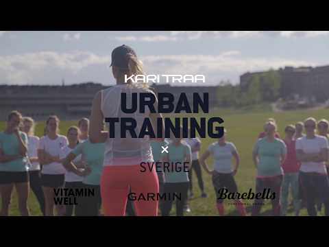 Urban Training Scandinavian Tour X STOCKHOLM