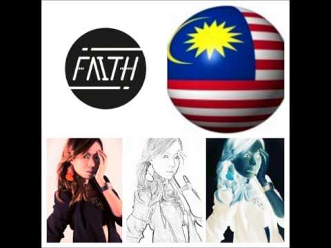 Funky Merdeka (Faith Mash Up!) - DJ Faith