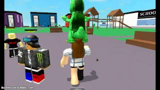 Roblox starring me katie and sm other peepz