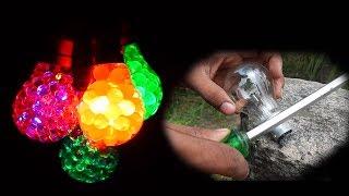 Bulb craft |പാഴായി എന്ന് കരുതിയതൊന്നും പാഴല്ല... !!!! | Bulb craft |